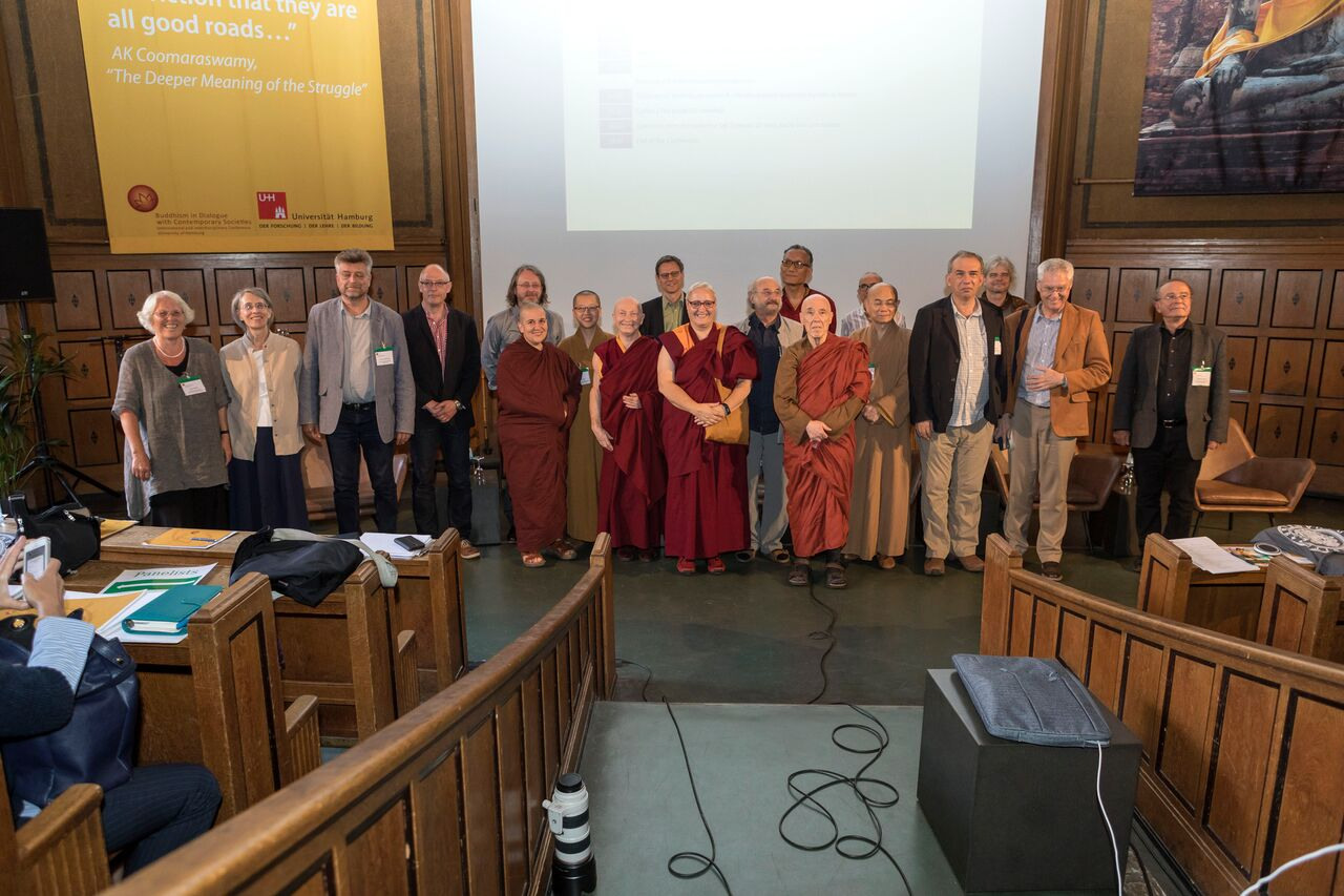 Does Buddhism Belong to Germany? By Dr Carola Roloff