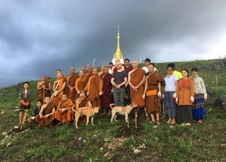 Meditation on a new level: My experience as an ordained monk by Ricardo Guerrero